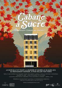 La cabane à sucre à Paris