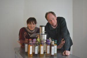 Marc Chenue lance le premier bar à sirops d'Ile-de-France