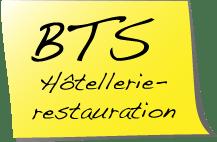 BTS Hôtellerie-restauration (HR)