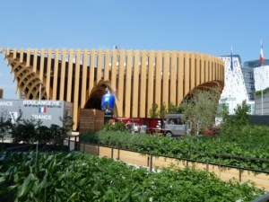 Le Pavillon France de l'Expo Universelle de Milan Bientôt à Rungis ?