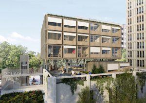 Réinventer Paris : Trois Projets hôteliers