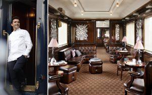 L'Orient Express va ouvrir un restaurant éphémère