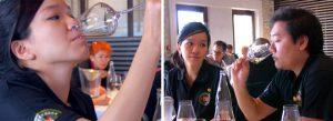 Dégustation de Vin: La Leçon Chinoise