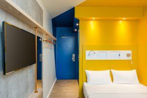 Ibis Budget révèle sa nouvelle chambre