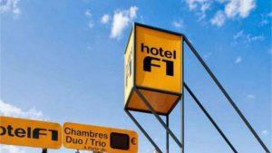 HotelF1 : un plan social touche 400 emplois
