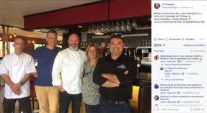 Ana et Romain, restaurateurs à Cestas,Cauchemar en Cuisine