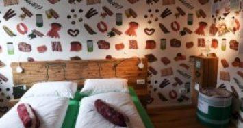 Le Bratwursthotel, un hôtel entièrement dédié à la saucisse a ouvert ses portes en Allemagne