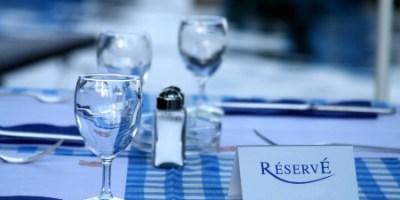 Restauration traditionnelle: la réservation enligne