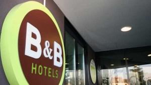 Goldman Sachs rachète les hôtels B & B près de 2milliards d'euros