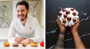 Ouverture de la boulangerie parisienne de Cédric Grolet, meilleur chef pâtissier du monde !
