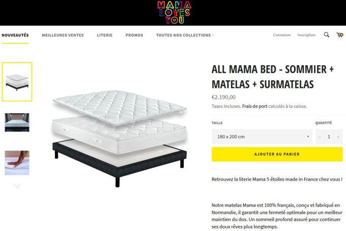 Mama Shelter élargit son périmètre de marque avec son e-shop Mama loves you