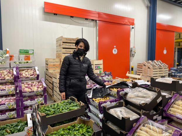 «Une joie inimaginable» : au marché de Rungis, le retour des restaurateurs fait souffler un vent d'optimisme