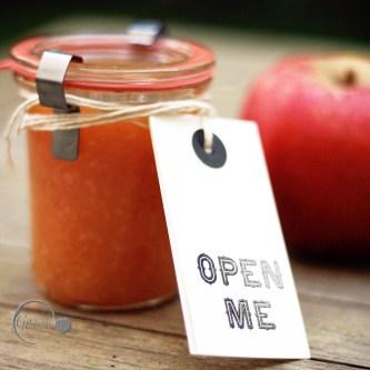 Apfel Marmelade 2