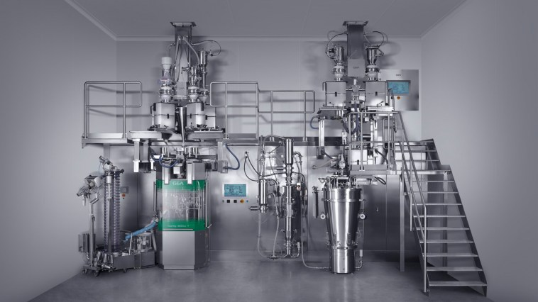 Continuous Tablet Manufacturing