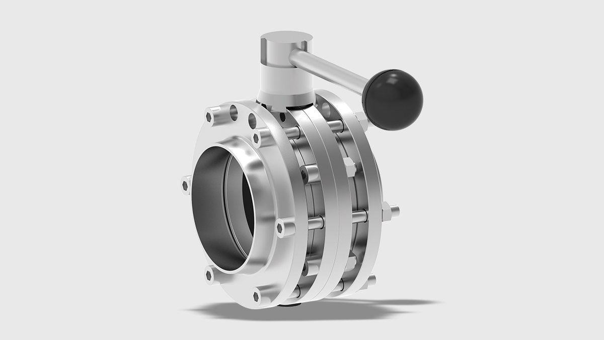 hight resolution of butterfly valves