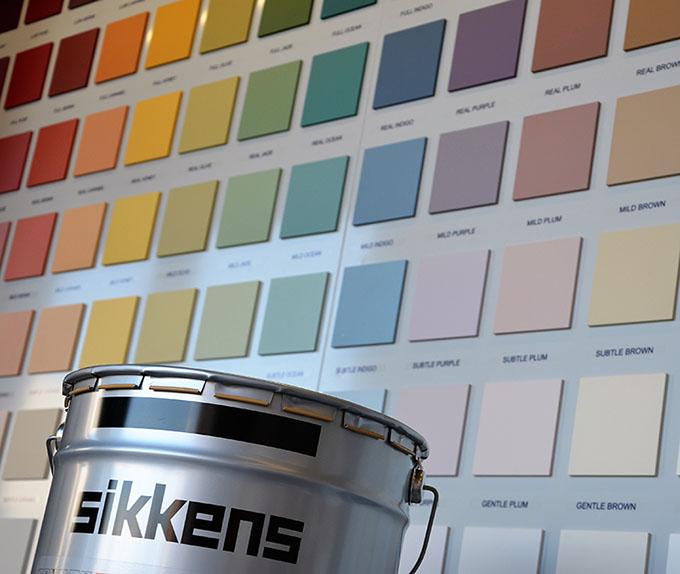 Sikkens utilizza il sistema acc per classificare e identificare i colori con un codice unico per consentire una scelta precisa, sicura, di qualità. Servizi Gealcolor Concessionario Ufficiale Sikkens Roma E Provincia
