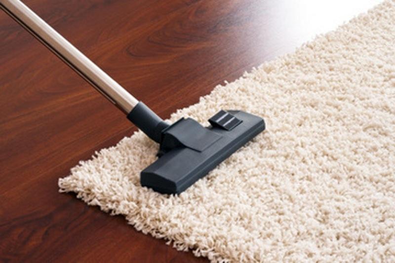 nettoyer les tapis