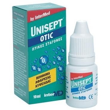 UNISEPT Otic Ear Drops 10ml | Gea Pharmacy