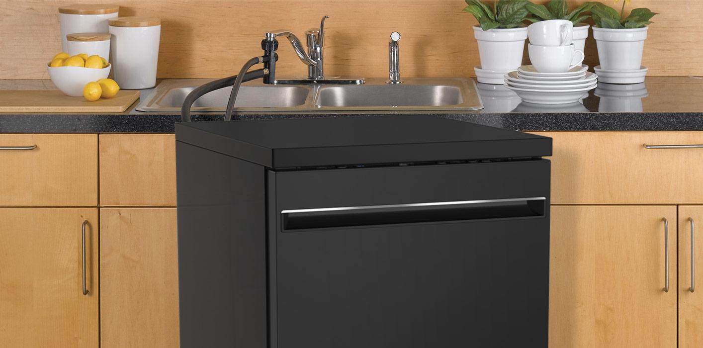 portable dishwashers ge appliances