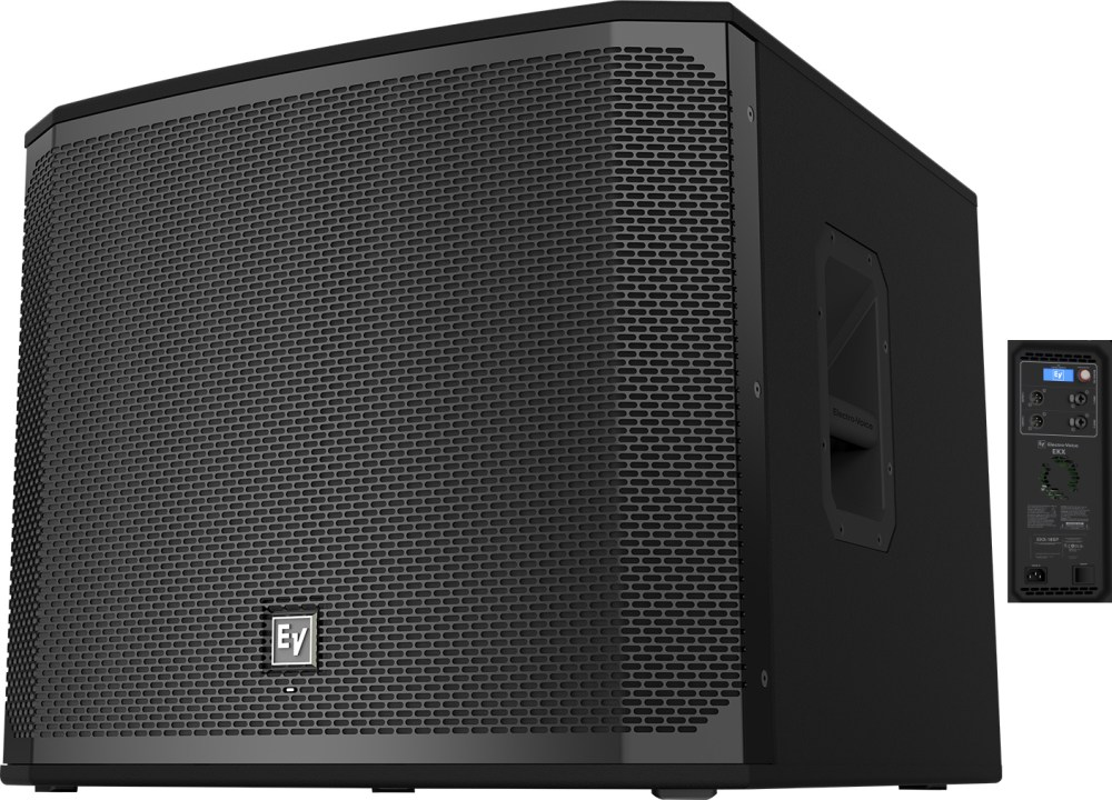 medium resolution of electro voice ekx 18sp 1300w powered pa subwoofer