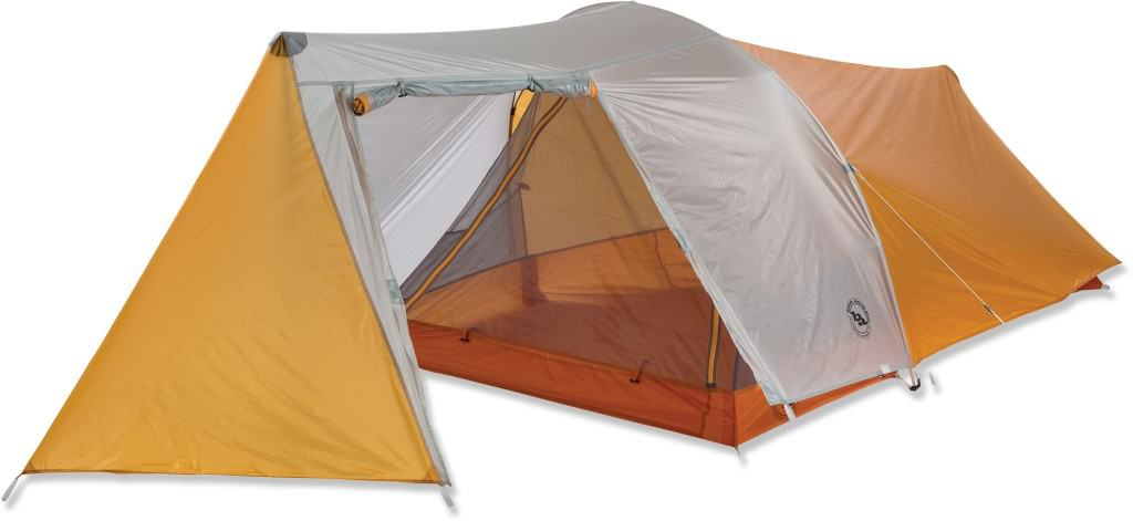 Big Agnes Bitter Springs UL Top 10 Best 1 Person Backpacking Tents  sc 1 st  Gear Assistant & Top 10 Best Backpacking Tents - 1 Person Tents for Traveling