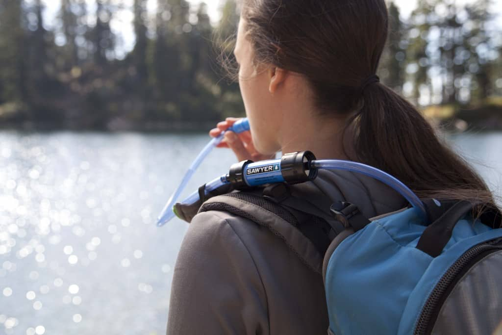 Sawyer Mini Water Filter Review – The Best Lightweight Water Filter, Hands Down!