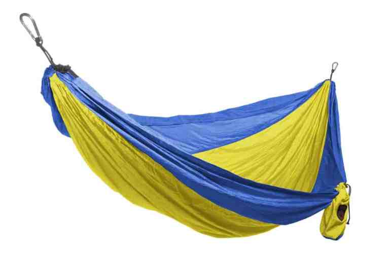 Best Travel Hammocks - Grand Trunk Single Parachute Nylon Hammock