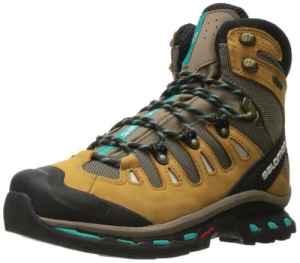 salomon quest 4d best waterproof hiking boots for women