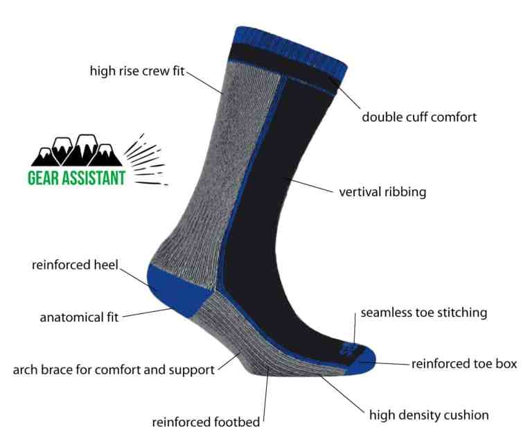 best socks for hiking boots