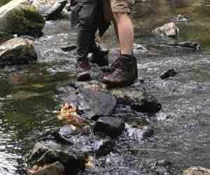Meindl Burma user review waterproofness