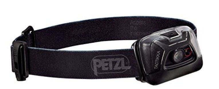 Petzl TacTikka best backpacking Headlamp