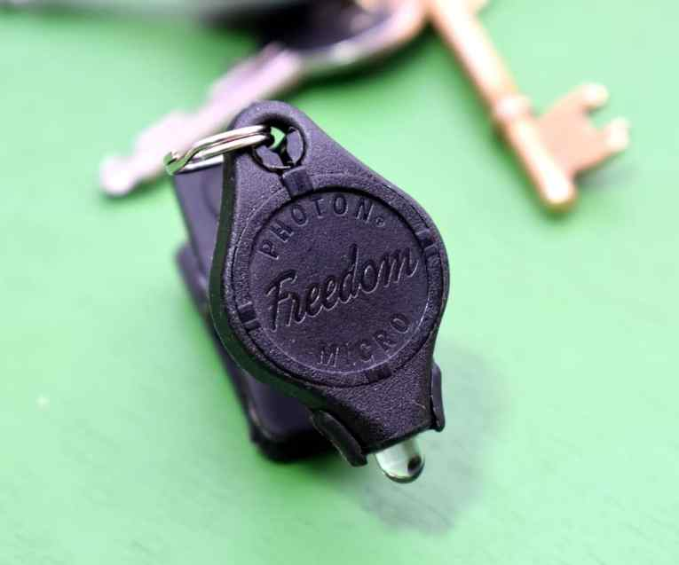 Photon Freedom LED Keychain Microlight Review