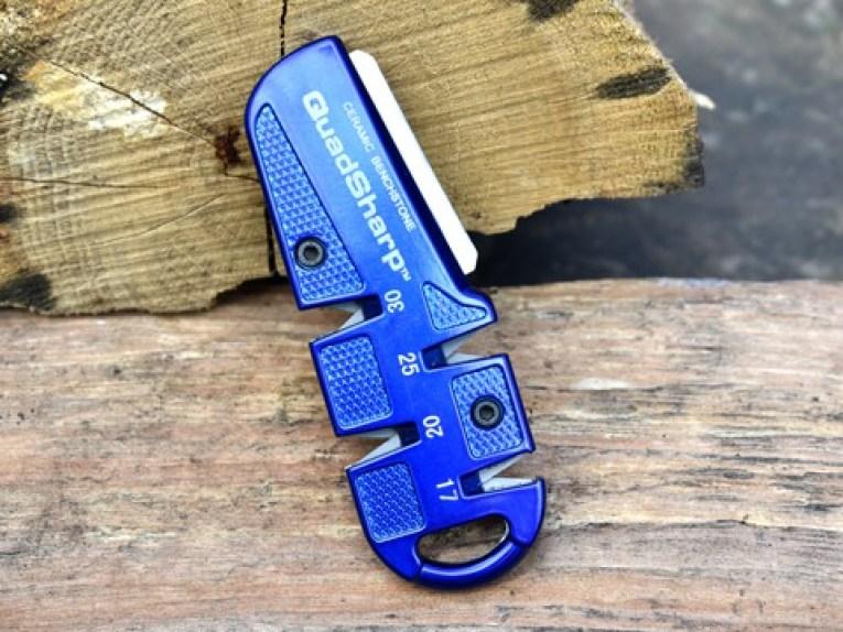 Lanksy QuadSharp Knife Sharpener Review