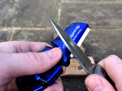 Lansky QuadSharp Review – Multi-Angle Pocket Knife Sharpener