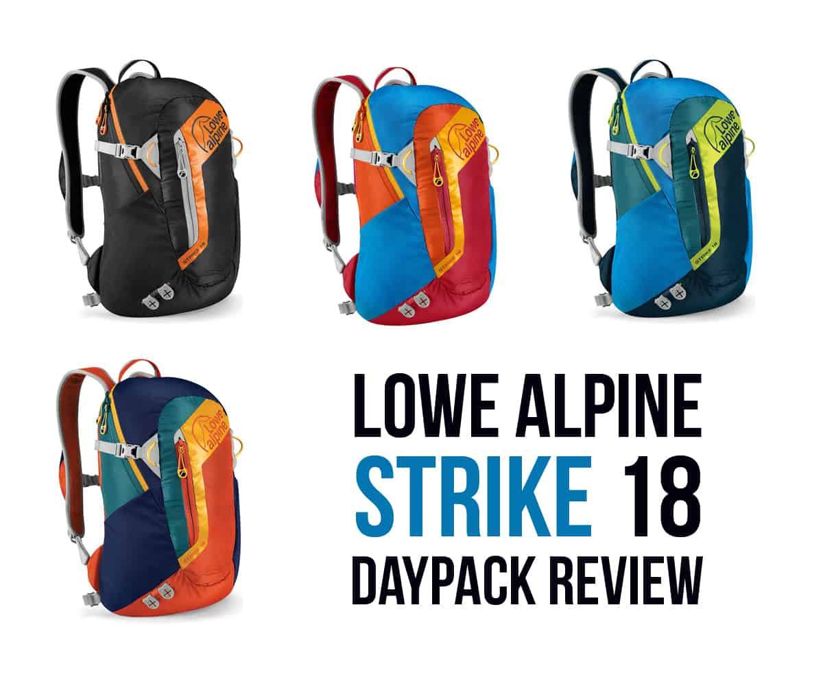 Lowe Alpine Strike 18 Review