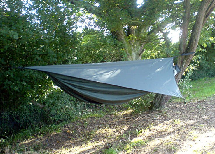 best camping hammocks with mosquito nets