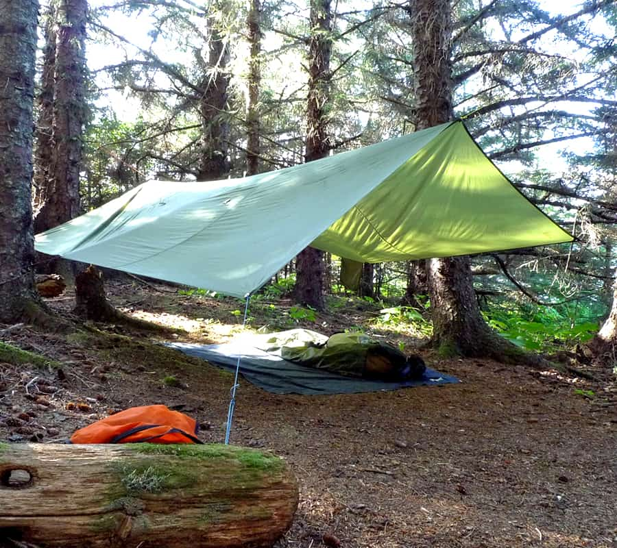 Best C&ing Tarps For Hiking & 13 Best Camping Tarps For Backpacking And Hiking