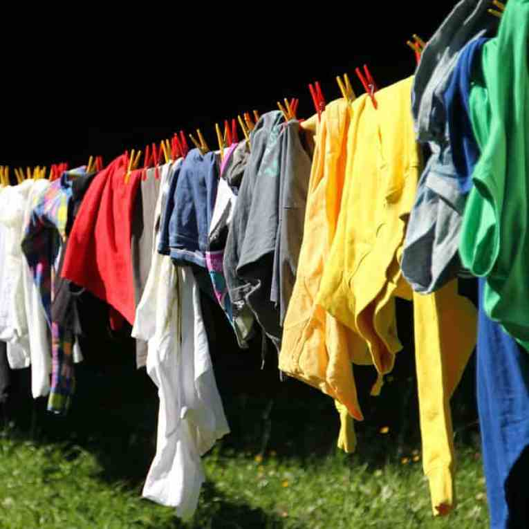How to reduce pack weight with clothes