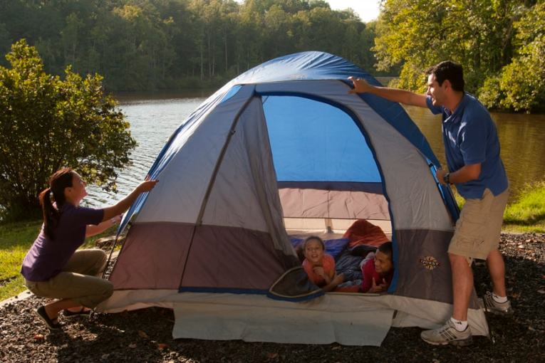 Best 4 Person Tent For Family Camping