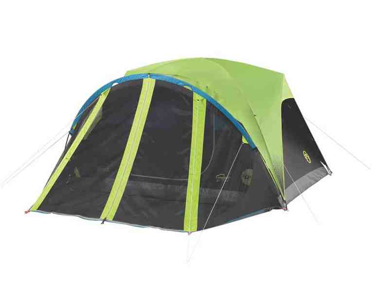 Coleman Carlsbad 4-Person Dome Dark Room Tent