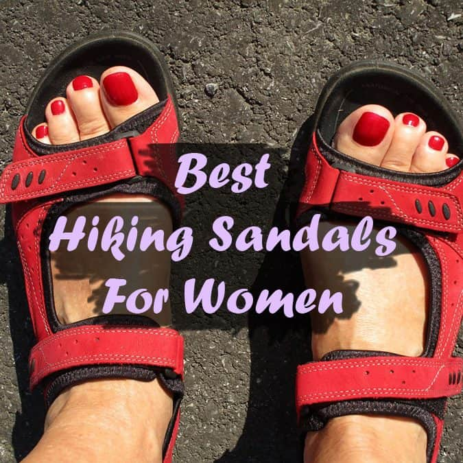 15 Best Hiking Sandals For Women