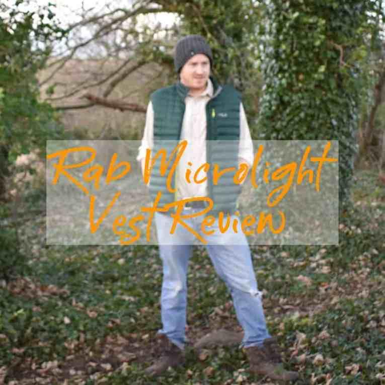 Rab Microlight Vest Reviews