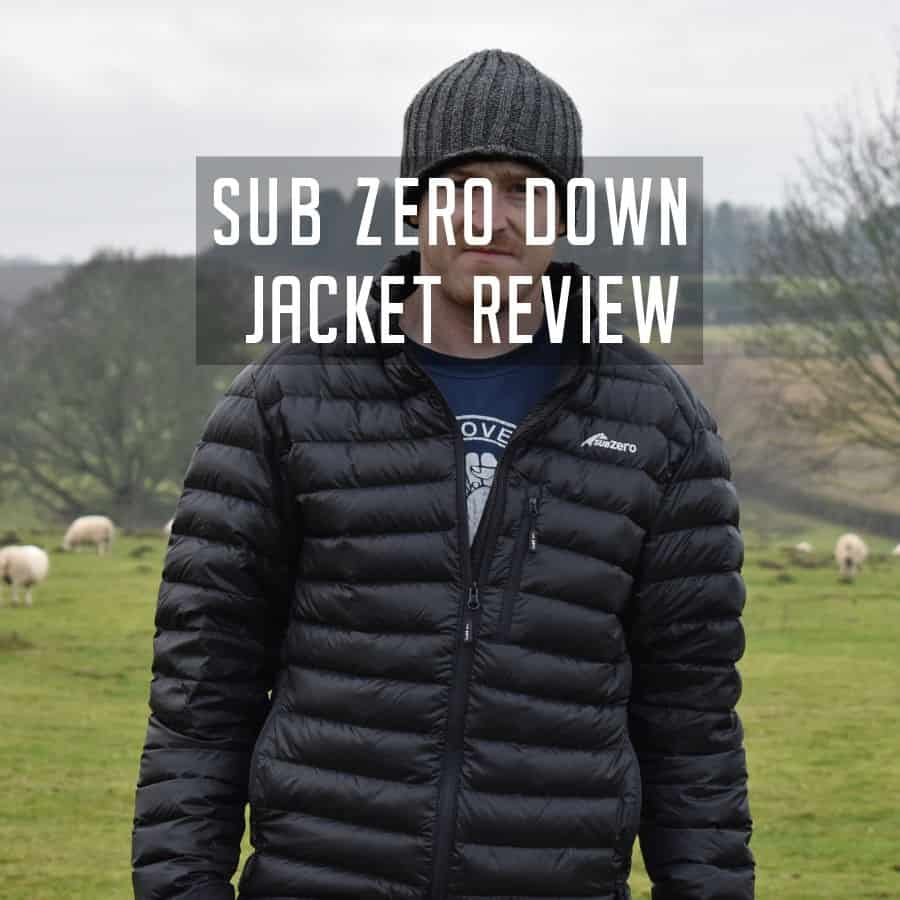 SUB ZERO Down Jacket Review – Lightweight, Packable, and Durable Down Jacket