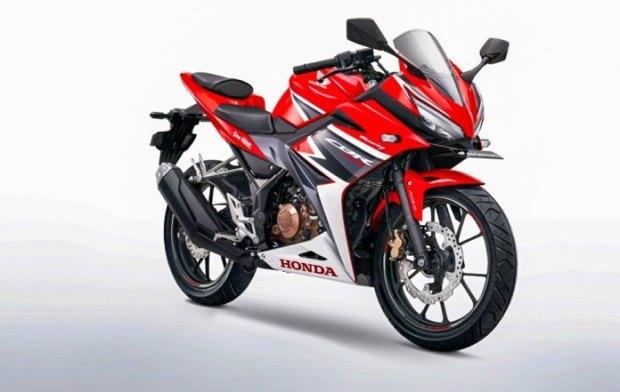 Warna CBR 150R 2020 Racing Red