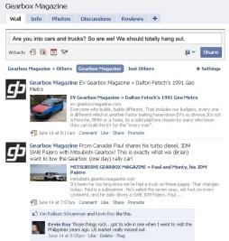 We're on Facebook too!