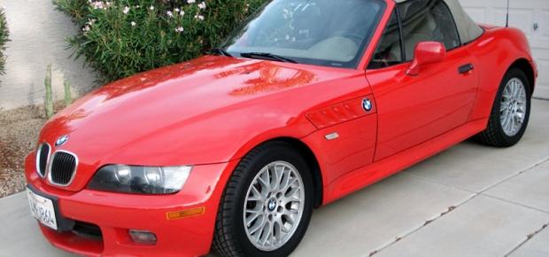 Tim Catellier's 2000 BMW Z3 EV