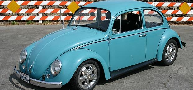 """Travis Tyler's 1966 Volkswagen Beetle """"Elec Bug"""""""