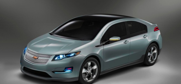 Could you build your own Chevy Volt ?