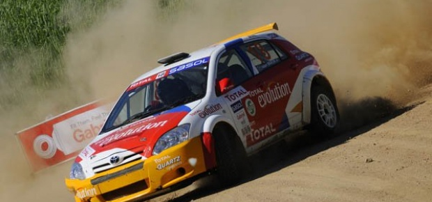 Grant Martin – South African Co-Driver