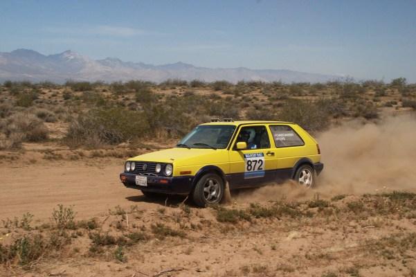 High Desert Trails: The OG Rally Explodes!